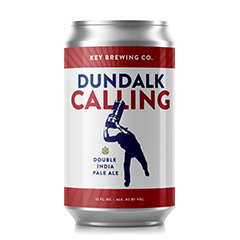 DUNDALK CALLING DOUBLE IPA | ABV. 8%