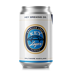 KEY CLASSIC LAGER AMERICAN LAGER | ABV. 4.7%